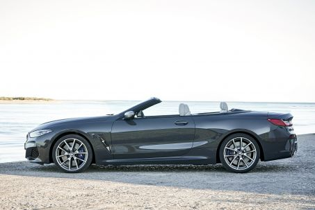 Image 1: BMW 8 Series Convertible M850i Xdrive 2dr Auto [ultimate Pack]