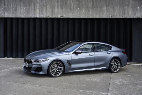 Video Review: BMW 8 Series Diesel Gran Coupe 840D Xdrive MHT M Sport 4dr Auto [ultimate Pack]