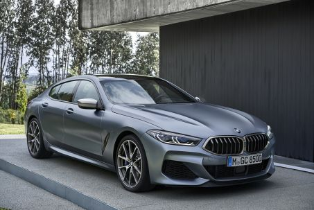 Image 1: BMW 8 Series Gran Coupe 840I Sdrive 4dr Auto [ultimate Pack]
