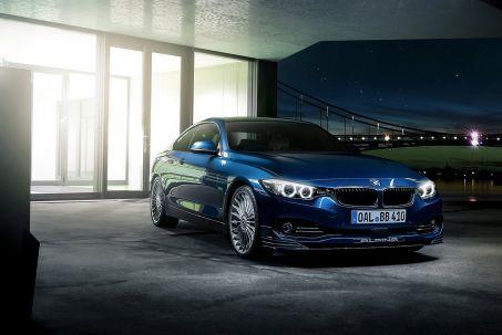 Image 1: BMW Alpina Coupe B4 S 3.0 [440] BI Turbo 2dr Switch-Tronic