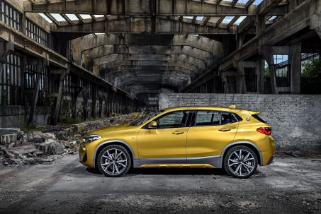 Video Review: BMW X2 Diesel Hatchback Xdrive 20D M Sport 5dr Step Auto [tech Pack]