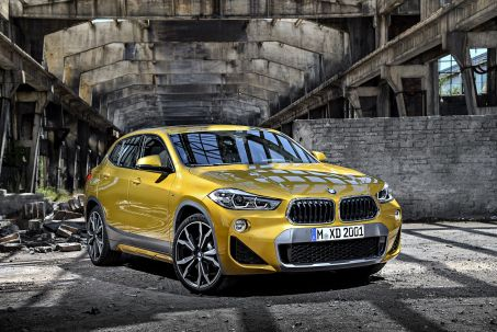 Video Review: BMW X2 Diesel Hatchback Xdrive 20D M Sport 5dr Step Auto [plus Pack]