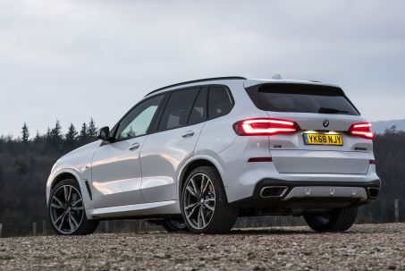 Video Review: BMW X5 Estate Xdrive40i M Sport 5dr Auto [tech Pack]
