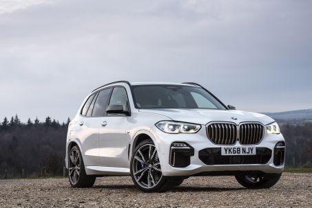 Video Review: BMW X5 Diesel Estate Xdrive30d M Sport 5dr Auto [7 Seat] [plus Pack]