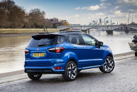 Video Review: Ford Ecosport Diesel Hatchback 1.5 Ecoblue Titanium [X Pack] 5dr