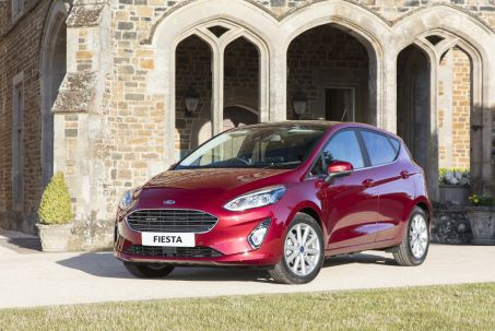 Video Review: Ford Fiesta Diesel Hatchback 1.5 TDCI Active Edition 5dr