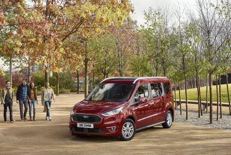 Video Review: Ford Grand Tourneo Connect Diesel Estate 1.5 Ecoblue 120 Titanium 5dr