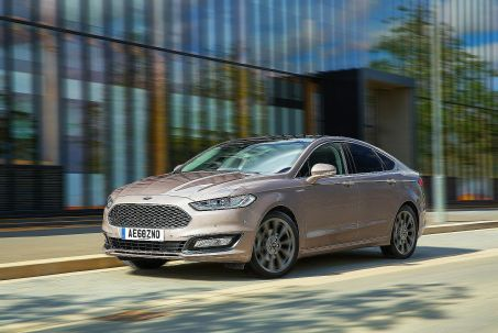 Video Review: Ford Mondeo Vignale Diesel Estate 2.0 Ecoblue 190 5dr Powershift