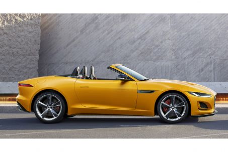 Video Review: Jaguar F-Type Convertible Special Editions 5.0 P450 Supercharged V8 First Edition 2dr Auto