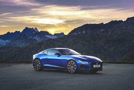Video Review: Jaguar F-Type Coupe Special Editions 2.0 P300 First Edition 2dr Auto