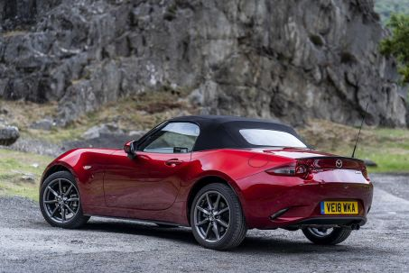 Video Review: Mazda MX-5 Convertible 2.0 [184] GT Sport Tech 2dr