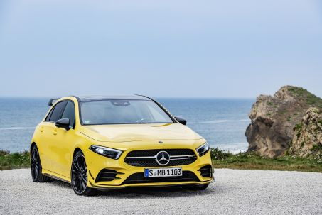 Video Review: Mercedes-Benz A Class AMG Hatchback A45 S 4matic+ 5dr Auto