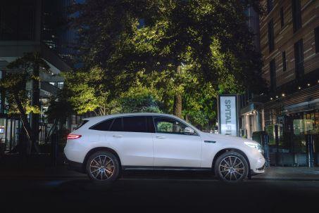 Video Review: Mercedes-Benz EQC Estate EQC 400 300KW AMG Line Premium Plus 80KWH 5dr Auto
