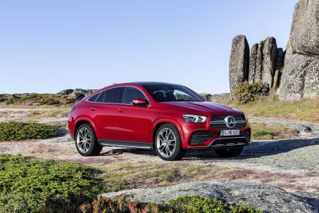 Video Review: Mercedes-Benz GLE AMG Estate GLE 53 4matic+ Premium 5dr 9G-Tronic [7 Seats]