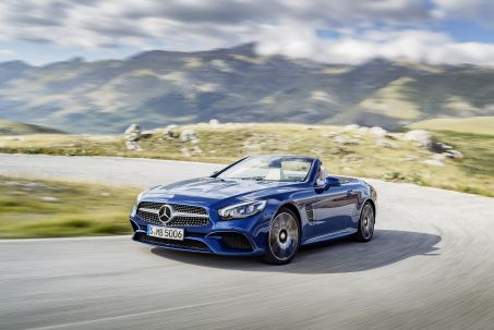 Video Review: Mercedes-Benz SL Class Convertible Special Editions SL 400 Grand Edition Premium 2dr 9G-Tronic