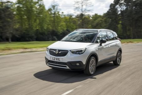 Video Review: Vauxhall Crossland X Hatchback 1.2T [110] Griffin 5dr [6 SPD] [start Stop]