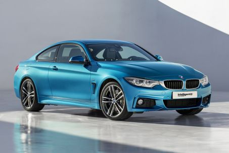 Video Review: BMW 4 Series Diesel Coupe 420D [190] M Sport 2dr Auto [professional Media]