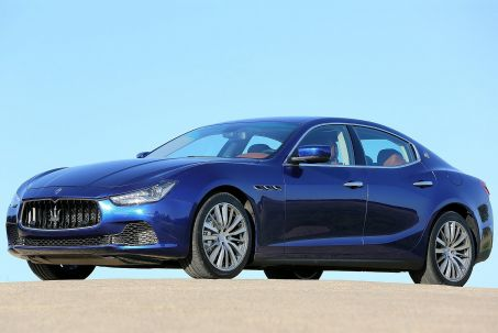 Image 1: Maserati Ghibli Saloon V6 S Gransport Nerissimo Pack 4dr Auto
