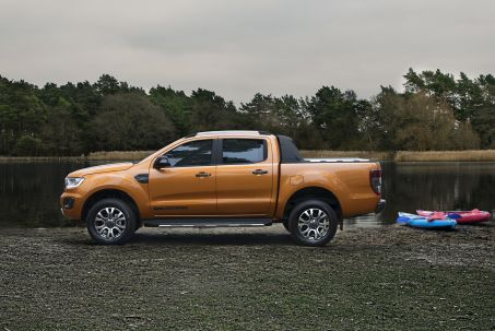 Video Review: Ford Ranger Diesel Pick UP Double CAB Thunder 2.0 Ecoblue 213 Auto