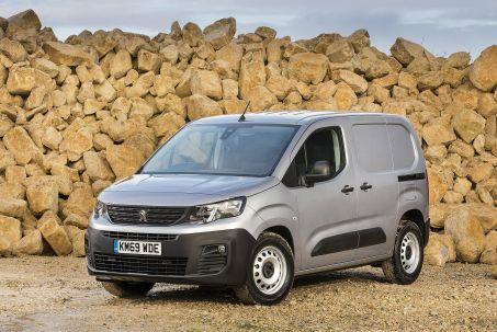 Video Review: Peugeot Partner Standard Diesel 1000 1.5 Bluehdi 100 Professional VAN