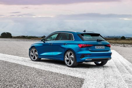 Video Review: Audi A3 Sportback Special Editions 35 Tfsi Edition 1 5dr [comfort+sound]