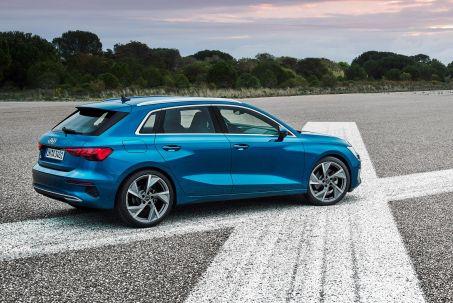 Video Review: Audi A3 Sportback 35 Tfsi S Line 5dr S Tronic