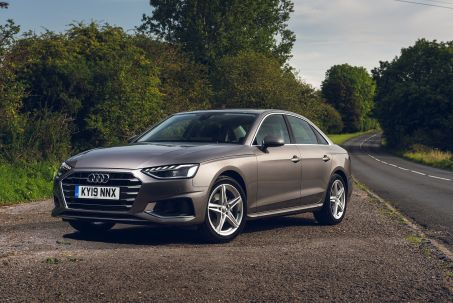 Video Review: Audi A4 Avant 35 Tfsi Vorsprung 5dr S Tronic