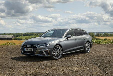 Video Review: Audi A4 Avant 40 Tfsi Vorsprung 5dr S Tronic