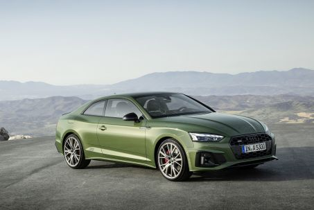 Video Review: Audi A5 Coupe 40 Tfsi S Line 2dr S Tronic