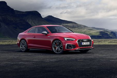 Video Review: Audi A5 Coupe Special Editions S5 TDI Quattro Edition 1 2dr Tiptronic