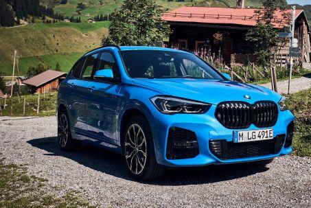 Image 1: BMW X1 Estate Xdrive 25E M Sport 5dr Auto
