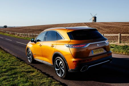 Video Review: DS DS 7 Crossback Hatchback 1.6 Puretech Performance Line + 5dr EAT8