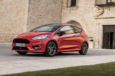 Image 1: Ford Fiesta Hatchback 1.0 Ecoboost Hybrid Mhev 125 Active Edition 5dr