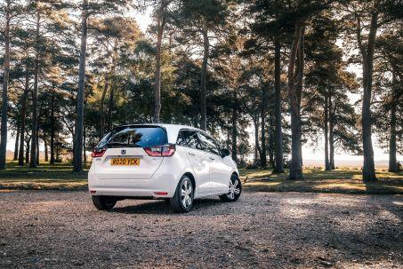 Image 1: Honda Jazz Hatchback 1.5 I-MMD Hybrid SR 5dr Ecvt