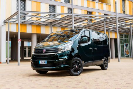 Video Review: Fiat Talento 12 LWB Diesel 2.0 Multijet 145 Crew VAN Start Stop