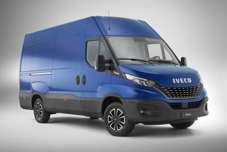 Video Review: Iveco Daily 35C12 Diesel 2.3 Chassis CAB 3000 WB