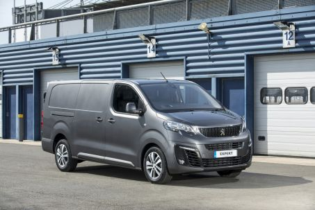Video Review: Peugeot Expert Compact Diesel 1000 1.5 Bluehdi 100 S VAN