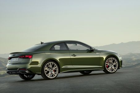 Video Review: Audi A5 Coupe Special Editions 40 Tfsi 204 Edition 1 2dr S Tronic