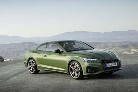 Video Review: Audi A5 Coupe 35 Tfsi Sport 2dr S Tronic