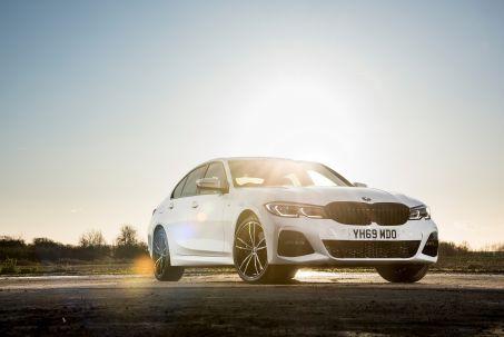 Image 1: BMW 3 Series Saloon 330E M Sport 4dr Step Auto