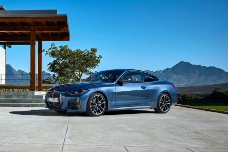 Image 1: BMW 4 Series Coupe 420I M Sport 2dr Step Auto