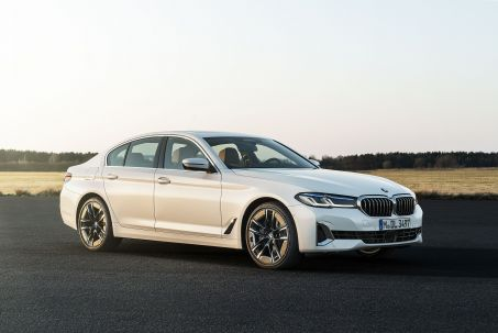 Video Review: BMW 5 Series Diesel Saloon 520D MHT M Sport 4dr Step Auto