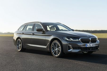 Video Review: BMW 5 Series Diesel Touring 520D MHT M Sport 5dr Step Auto
