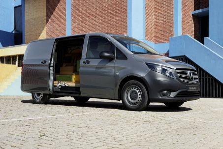 Video Review: Mercedes-Benz Vito L2 Diesel FWD 110CDI Progressive VAN
