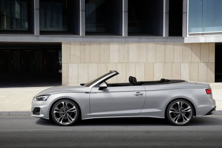 Video Review: Audi A5 Cabriolet 40 Tfsi 204 S Line 2dr S Tronic [comfort+sound]