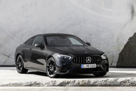 Video Review: Mercedes-Benz E Class Coupe E300 AMG Line Premium 2dr 9G-Tronic