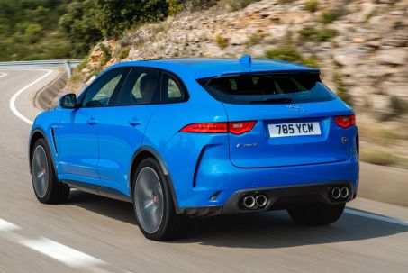 Video Review: Jaguar F-Pace Diesel Estate 2.0 D165 5dr Auto AWD
