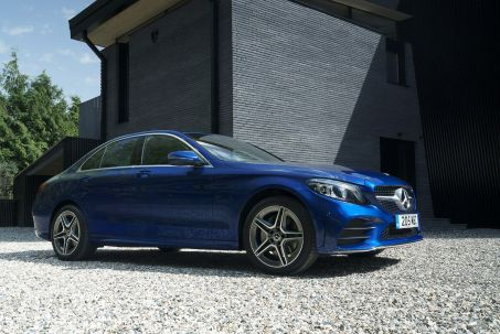 Image 1: Mercedes-Benz C Class Saloon Special Editions C300e AMG Line Night Edition Premium 4dr 9G-Tronic