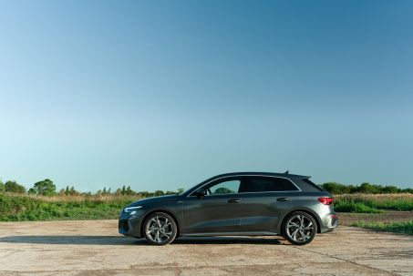 Image 1: Audi A3 Sportback 40 Tfsi E S Line 5dr S Tronic [comfort+sound]