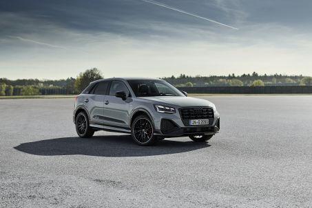 Video Review: Audi Q2 Estate 35 Tfsi Black Edition 5dr